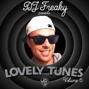 Dj Freaky - Lovely Tunes vol 6 06.2016