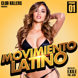 Movimiento Latino #1 - DJ Exile (Reggaeton Mix)