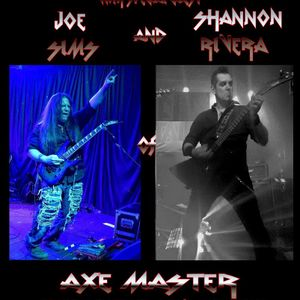 The MentalMetal show with Special guest Joe Sims and Shannon Rivera of Axe Master
