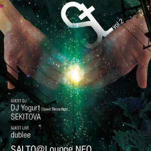 dublee live @SALTO vol.2 20130518 @LOUNGE NEO TOKYO