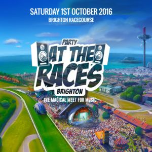 ANT NICHOLS - DECADANCE - 01 OCTOBER 2016 (Party At The Races)
