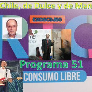 De Chile, de Dulce y de Manteca 51 - 19 de diciembre de 2016