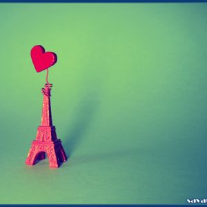 Tranquility 008 / Love U Paris