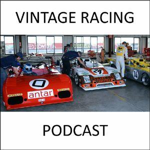 Vintage Racing Podcast Dave Vegher at Shop