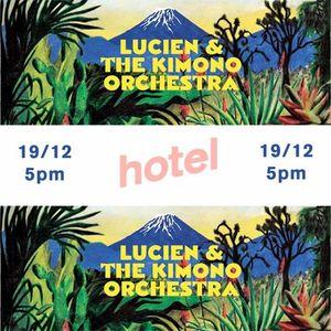 Lucien & ses vinyls - 19/12/2016