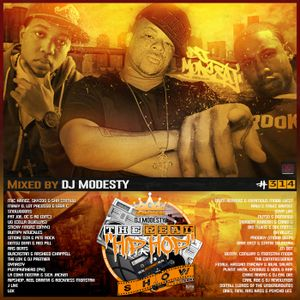 DJ MODESTY - THE REAL HIP HOP SHOW N°314