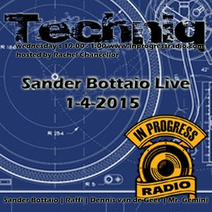 Sander Bottaio live @ Techniq 1-4-2015