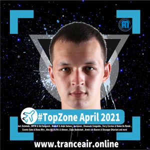 Alex NEGNIY - Trance Air #490 - #TOPZone of APRIL 2021