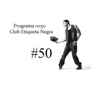 Programa 0050 Web Club Etiqueta Negra