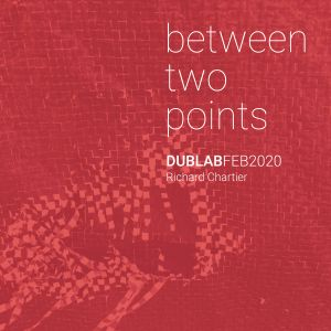 between two points. February 2020 radio show by Richard Chartier (for Dublab)