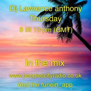 dj lawrence anthony pcr radio show 7/5/15