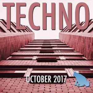Techno mix, October 2017