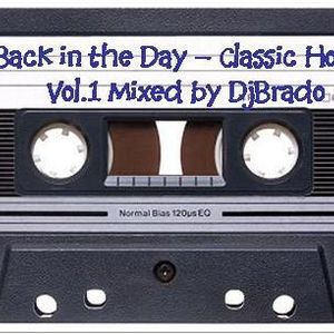 Back In the Day - Classic House Vol.1