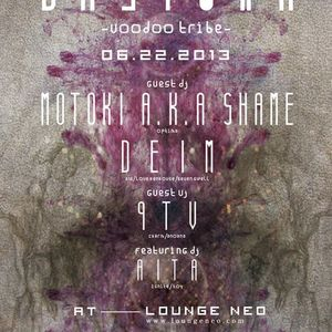 Motoki a.k.a. Shame - Live @ Lounge Neo (Daytona, 22/06/2013)