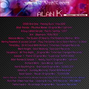 Alan K's 2010 May Mix