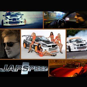 Matthew Layton - Radio Silverstone - Team Japspeed Baggsy Special