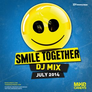 Smile Together DJ Mix (July 2014)