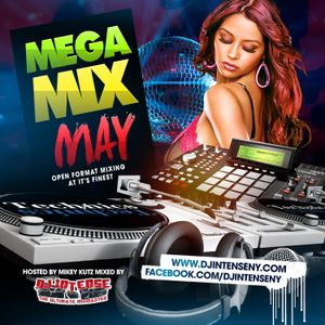Megamix Of The Month May 2017