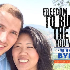 Freedom to Build the Life You Want – with Brendon Byrne