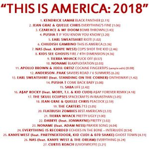 """""""THIS IS AMERICA: 2018"""""""