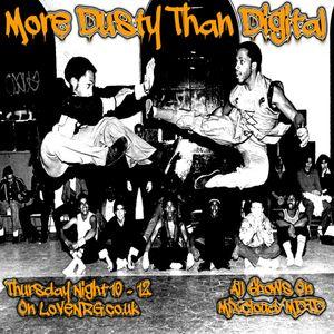 The More Dusty Than Digital Show with Kool DJ Rico ft Dj Li'l T - 8th Jun 2017