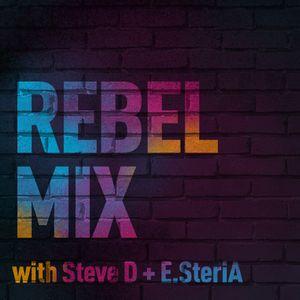 Rebel Mix 030 - 2011.06.04 - E.SteriA, Logan Hollow, Mike Terra