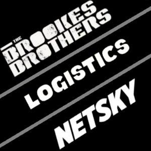 C Tee - Brookes Brothers vs Logistics vs Netsky