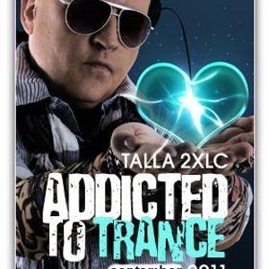 Talla 2xlc addicted to trance september 2011 talla special