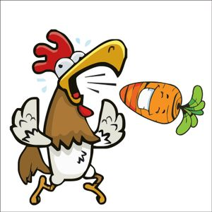 chicken eats a carrot- 15.10.2010 -  (tech house)