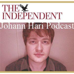 The Johann Hari Podcast: Episode 17 - Johann Vs. The Pope