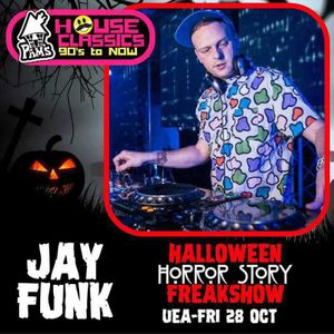 Jay funk pamshouse halloween 90 39 s house classics set for 90s house classics list