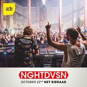 Dominik Eulberg & Gabriel Ananda @ NGHTDVSN ADE 22-10-2016