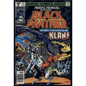 "Source Material #150 - ""Who is the Black Panther"" (Marvel) (2005)"