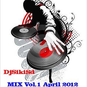 DjSikiSD - Mix Vol.1 April 2012