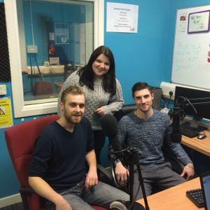 Weegies Dramarama interview on Radio Caley (27/11/14)