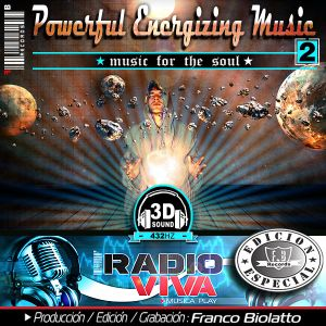 RADIO VIVA 2019 - Powerful energizing music 02 【【【 3D SOUND +