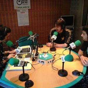 TRAST entrevista Ràdio Molins de Rei 10-5-2012