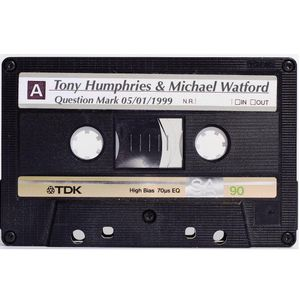 Tony Humphries & Michael Watford - Question Mark & Arte Dinamika Napoli 05-01-1999