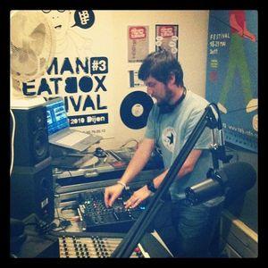 Guest Mix : Eric Marat (A-traction Rec) - 12/05/12 (Part 2) - #S11