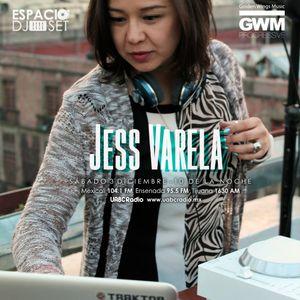 Espacio Dj set Jess Varela