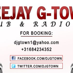 DJ G-TOWN HIPHOP&RNB MIX SUMMER TIME 2012.