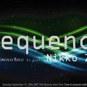 Nikko.Z @ Sequence (tm-radio.com) Sept.2011