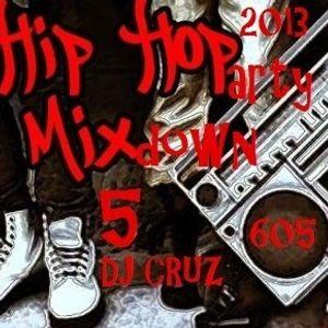 Hip Hop 2013 Party mixdown 5