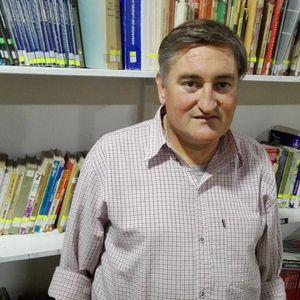 Daniel Elizari - Instructor del taller de panificación  de la EES N 3