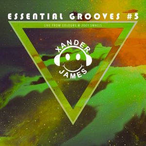 Xander James - Essential Grooves #5 • Live From Colours @ Joey Smalls