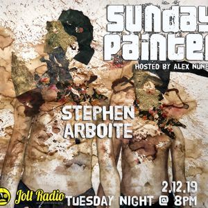 Stephen Arboite x Sunday Painter