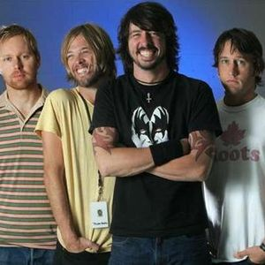 BACKTRACKING on ROUNDHOUSE RADIO - Foo Fighters