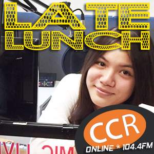 Late Lunch -  - 18/06/17 - Chelmsford Community Radio