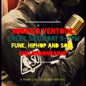 Rodrigo Ventour Funk, Hiphop and Soul 26.3.2016 BNBLondon Radio