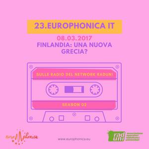 FINLANDIA: NUOVA GRECIA DELL'AREA SCANDINAVA? 08.03.2017
